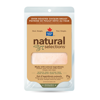 Maple Leaf Natural Selections Oven Roasted Chicken Breast 175g