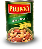 Primo Mixed Beans 538mL