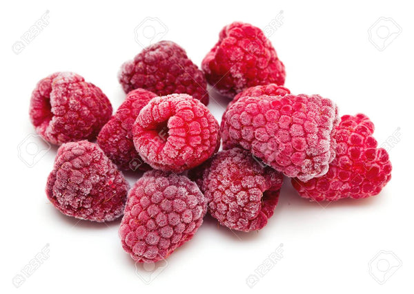 FROZEN Nature's Choice Organic Whole Raspberries 1.5 kg
