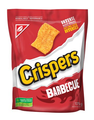 Crispers Barbeque	175g