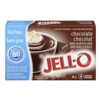 Jello Fat Free Chocolate 40 G