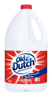 OLD DUTCH BLEACH 3.6 L