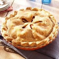 Baked Apple Pie 8 Inch 620g, No Sugar Added