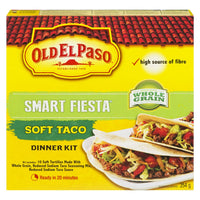 Old El Paso Dinner Kit Soft Taco 354 G