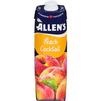 Allens Peach Cocktail 1 Litre