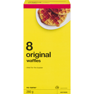 No Name Original Waffles 280 G