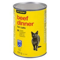 NN Meat Beef Dinner For Cats 624 G