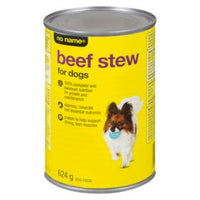 No Name Beef Stew For Dogs 624 G