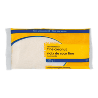 No Name Unsweetened Medium Coconut 200 G