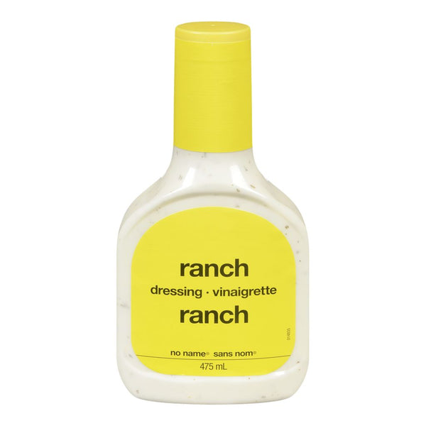 No Name Ranch Salad Dressing 475 ML
