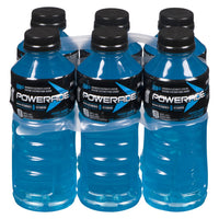 Powerade Mixed Berry	6X591Ml