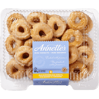 ANNETTES OLD FASHIONRD MINI  DONUTS 600 G