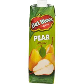 DELMONTE PEAR NECTAR	960 ML