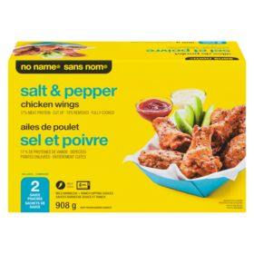 No Name Salt and Pepper Chicken Wings 908g