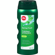 Life Brand Spring Fresh Body Wash	532mL