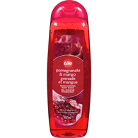 Life Brand Pom Mango Body Wash	532mL