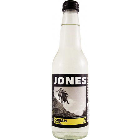 JONES SODA CREAM SODA 355 ML