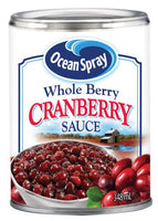 Oceanspray Whole Cranberry 348mL