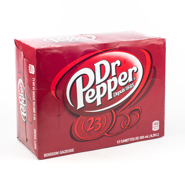 Dr.Pepper 12 X 355 Ml.Cans