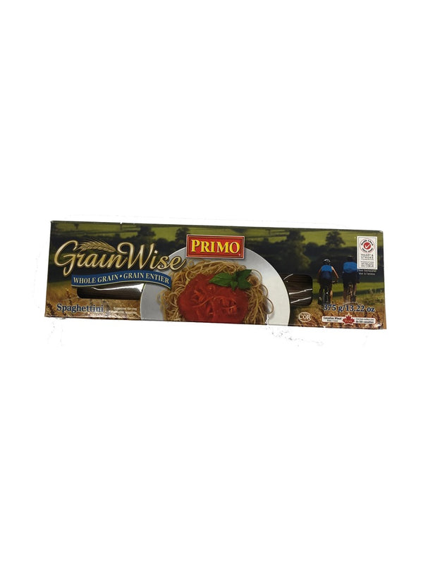 Gw Whole Grain Spaghettini 375 G