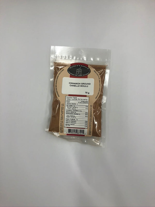 Nancy Fancy Ground Cinnamon	75 G