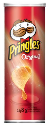 Pringles Original Potato Chips 148 G