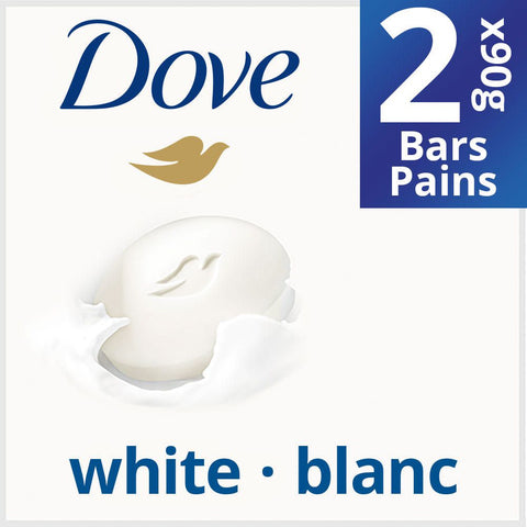 DOVE  BAR SOAP 2 X 90 G
