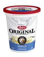 Astro Balkan 4% Yogurt, French Vanilla 650g