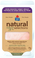 Maple Leaf Natural Selections Oven Roasted Turkey Breast 175g
