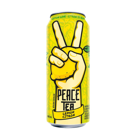 PEACE TEA LEMON LOVE	695 ML