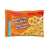 Malt-O-Meal Honey Oat Medley Cereal 620g