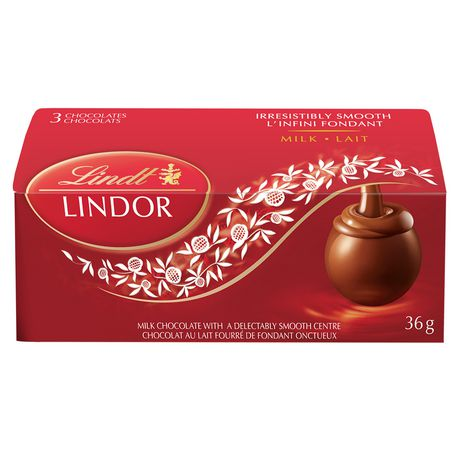 Lindor Milk Chocolate 36g
