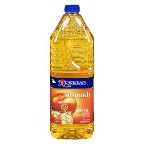 ROUGEMONT MCINTOSH APPLE JUICE	2LITRE