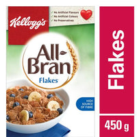 Kellogg All Bran Flakes Cereal, 450g