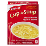 Lipton Chicken Noodle Cup A Soup 4 Pack