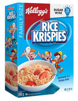 Kellogg's Rice Krispies Cereal 640g