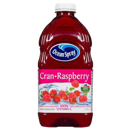Oceanspray Cran Raspberry	1.89L