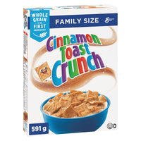 Cinnamon Toast Crunch™ Cereal Family Size 591 g