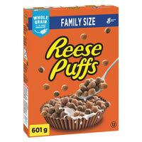 Reese Puffs Cereal 601 g