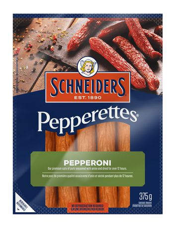 Schneiders Pepperoni Pepperettes 375 g