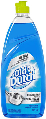 Old Dutch Degreaser Dishwashing Liquid 740 Ml