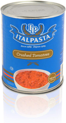 ITALPASTA CRUSHED TOMATOES 796 ML