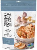 ACE Baguette Crisps, Roasted Garlic 180g