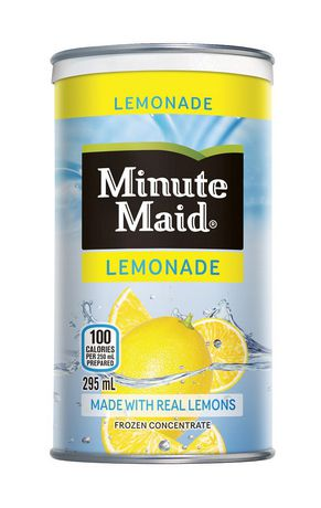 Minute Maid Lemonade 295 mL
