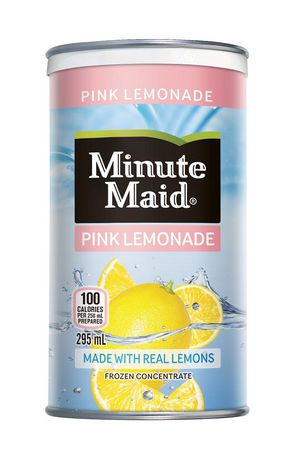 Minute Maid Pink Lemonade 295 Ml