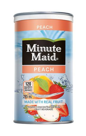 Minute Maid Peach Punch 295 mL