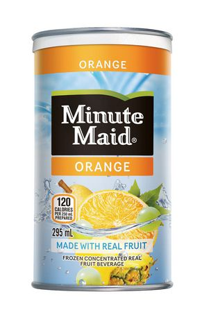 Minute Maid Orange Punch 295 mL