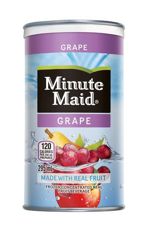 Minute Maid Grape Punch 295 mL