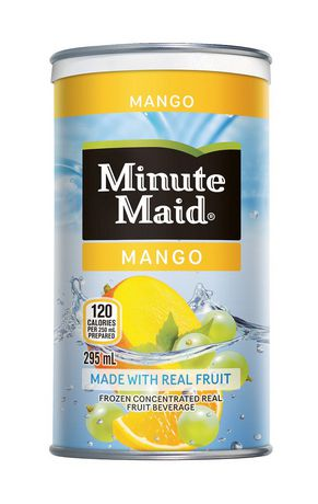 Minute Maid Mango Punch 295 mL