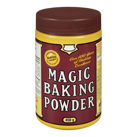Magic Baking Powder 450G Jar